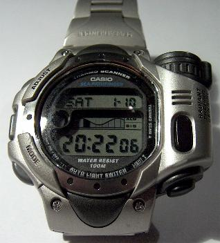 Module 2030 for Thermo scanner watch